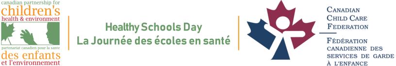 Healthy schools Day, logo, March 8, vers 2